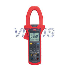 Big sale UNI-T UT233 High quality LCD Digital Power Clamp Meter tester Frequency 20Hz-500Hz