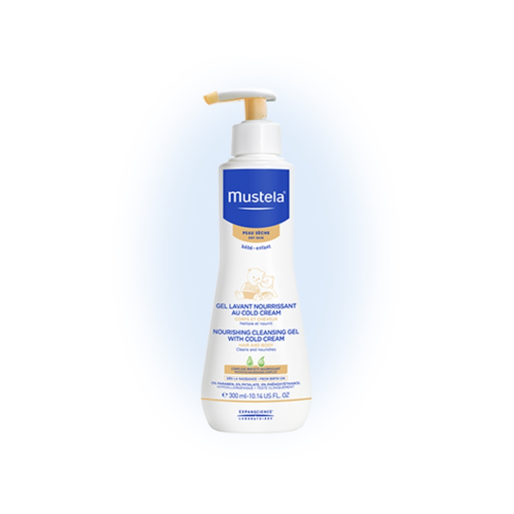 Skin Care MUSTELA M1109 Baby Care products for newborns and children mustela gel lavant doux