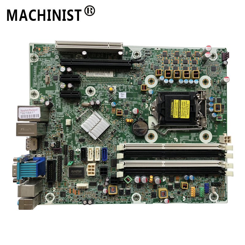 For HP 6300 6380 Pro Q75 8300 SFF Q75 Desktop Motherboard MB LGA 1155 DDR3 657239-001 657239-501 657239-601 656961-001