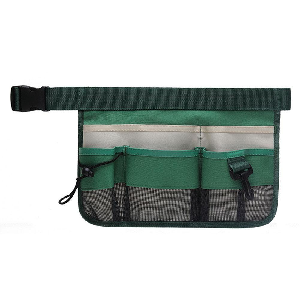 TPFOCUS Cleaning Tool Storage Bag Multi-function Pocket Bag Portable Hotel Restaurant Catering Cleaning Waiter Belt Tool Bag Neu