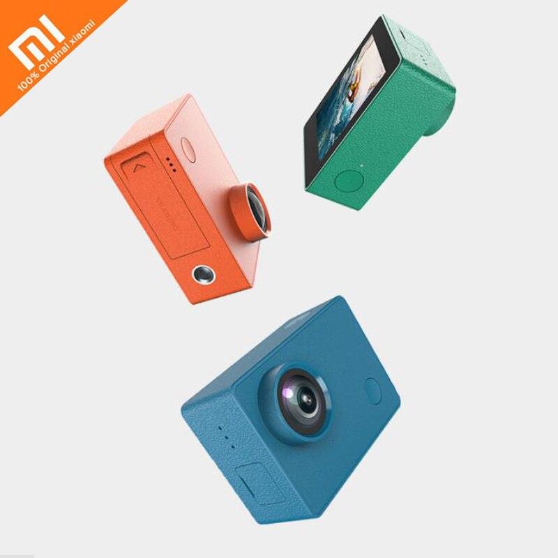 Xiaomi mijia 4 K caméra de sport oiseaux de mer 2.01 millions de pixels 4 K/30 cadres prise en charge SDIO3.0 transmission haute vitesse caméra intelligente chaude