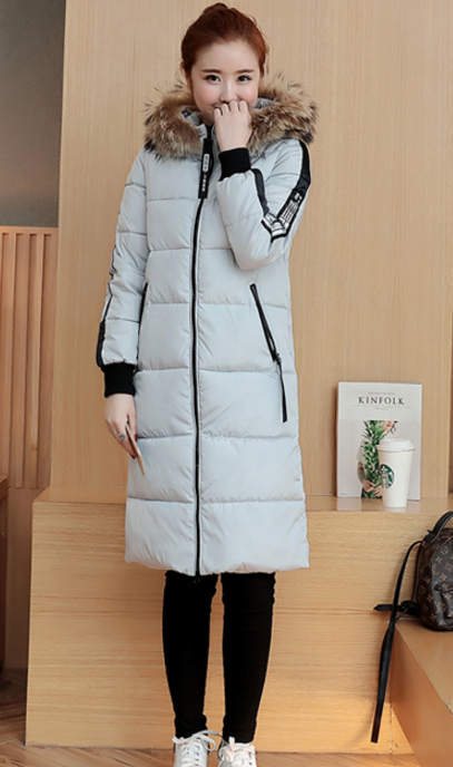 New Winter Fashion Women Parkas Hooded Thicken Super warm Medium long Coat Long sleeve Slim Big yards Cotton-padded jacket winter jackets new women slim warm wadded jacket long sleeve down parkas hooded cotton padded big yards m 3xl long coat female