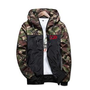 Image 3 - Daiwa Chaqueta de pesca de otoño, chaqueta de protección solar, modelos finos, para escalada al aire libre, Anti UV, transpirable, Daiwa, ropa de pesca