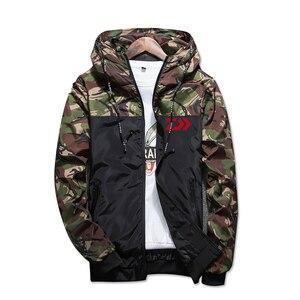 Image 3 - New Autumn Daiwa Fishing Jacket Sunscreen Coat Thin Models Outdoor Climbing Jacket Anti UV Breathable Daiwa Fishing Clothes