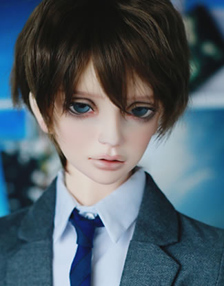 BJD SD doll switch yiho soom volks lati luts dod joint doll Christmas gift Free eyes