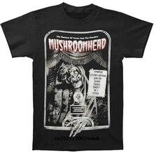 Gildan lustiges t-shirt männer neuheit t-shirt Mushroomhead Das Kriechen  Terror T- 277031f207