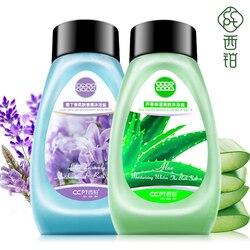1 Juego de 2 piezas de esencia vegetal sales de baño Gel para el cuidado del cuerpo exfoliar y blanquear la piel humectante eliminador de la piel muerta masaje exfoliante