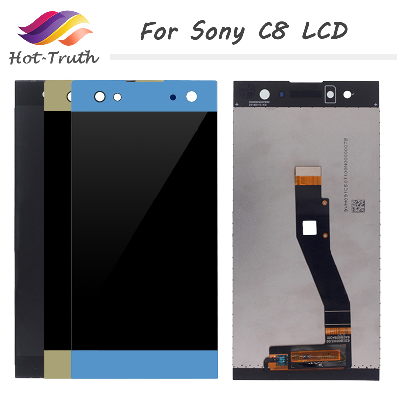 For Sony Xperia XA2 Ultra LCD Display With Touch Screen With Frame Assembly Replacement For Sony Xperia C8 LCD Screen With ToolsFor Sony Xperia XA2 Ultra LCD Display With Touch Screen With Frame Assembly Replacement For Sony Xperia C8 LCD Screen With Tools