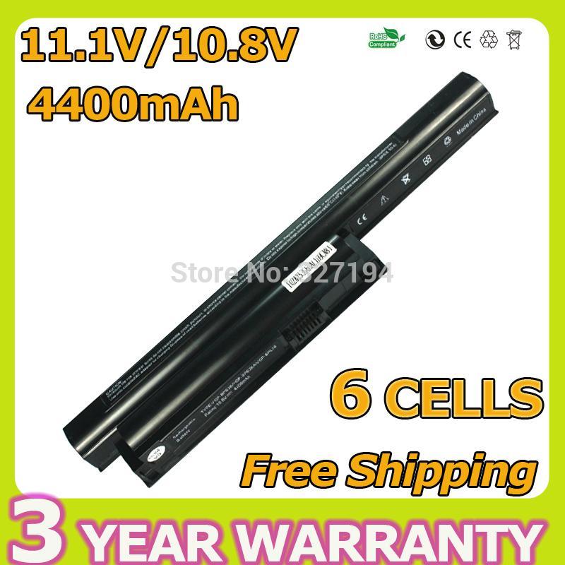 6 cell battery for sony VGP BPS26 VGP-BPL26 VGP-BPS26 VGP-BPS26A SVE141 SVE14A SVE15 SVE17 VPC-CA VPC-CB VPC-EH VPC-EJ VPC-EG vgp bps26 original laptop battery for sony vaio bpl26 bps26 vgp bpl26 vpceh16ec vpcel15ec ca cb eg eh ej el series