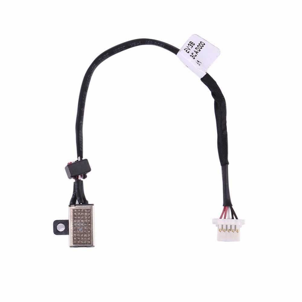 N DC Power Jack Konektor Kabel Fleksibel untuk DELL XPS 13/L321X/L322X/9333