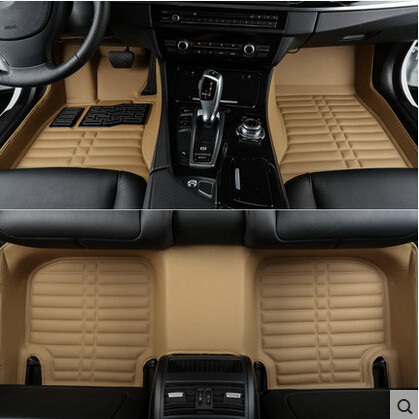 High quality & Free shipping! Custom special floor mats for Cadillac CT6 2017 wear-resisting Easy to clean carpets for CT6 2016