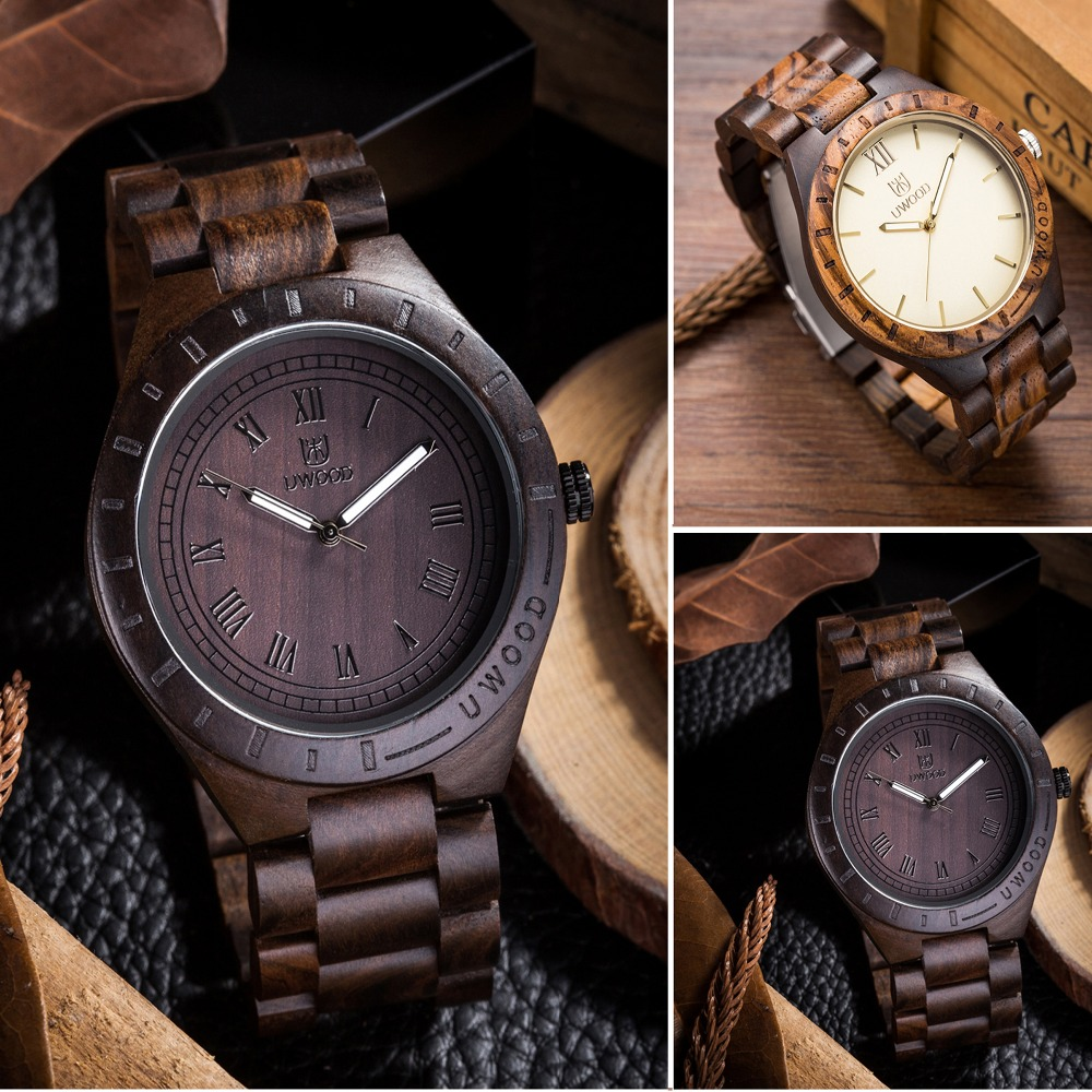 2018 New Luxury Natural Black Sandal Brand Men Wood Watch Japan MIYOTA Analog Movement Wooden Quartz Watches Dress Wristwatch 2018 new men s zebra and ebony wooden watch with all wood strap quartz analog watch with quality miyota movement clock gifts