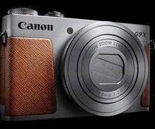New Canon PowerShot G9X 20.2M Full HD Wi-Fi Digital Camera – Silver