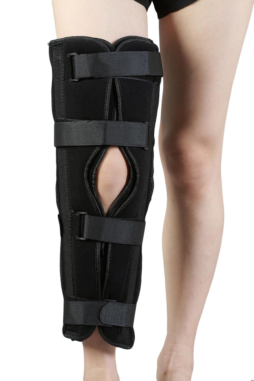 Обёрточная бумага вокруг Поддержка ive Открыть коленной Поддержка для связки серьезные, ACL, PCL MCL и мягких тканей травм