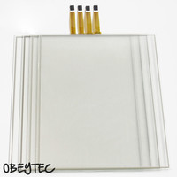 15 Inch AA 302 226mm Resistance Resistive Touch Screen Kit 4 Wires With EETI USB 5V