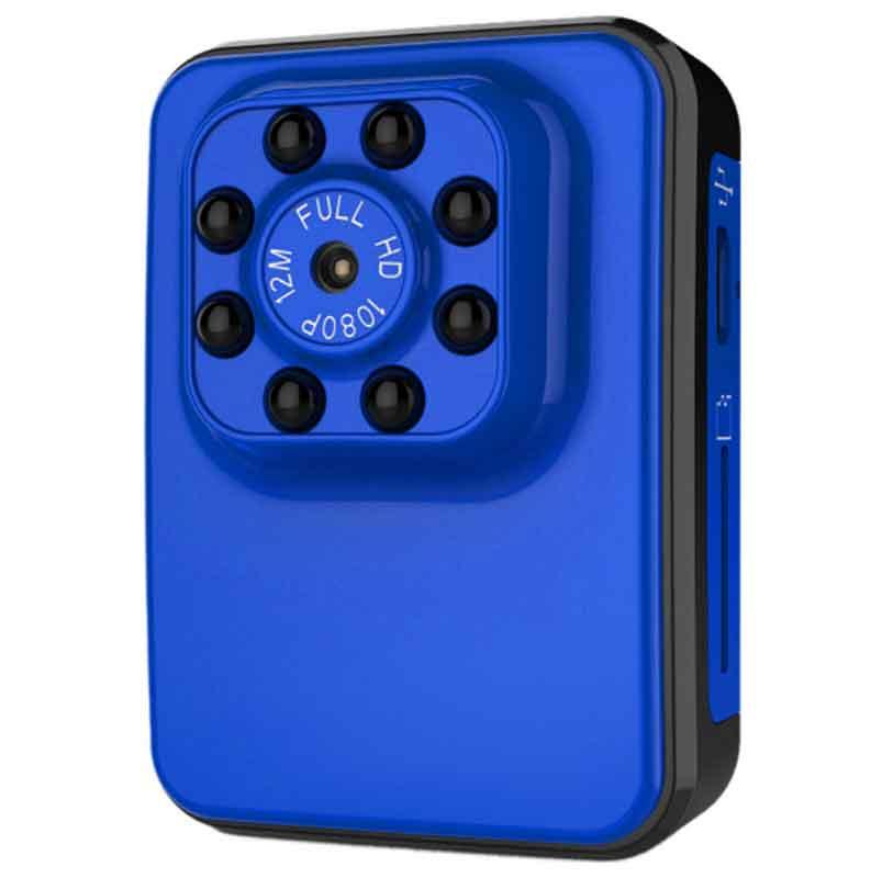 VRFEL R3 Wireless Mini 8LED Night Camera 12MP Car DVR Motion Detection HD 1080P 30fps Video Recorder TV Out Bikes Mini Camera