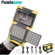 DT-T70 4 дюймов 4 к H265 H264 IP камера тест er CCTV Тест er монитор PTZ контроллер ONVIF Высокая совместимость IPC тест, Ethernet тест