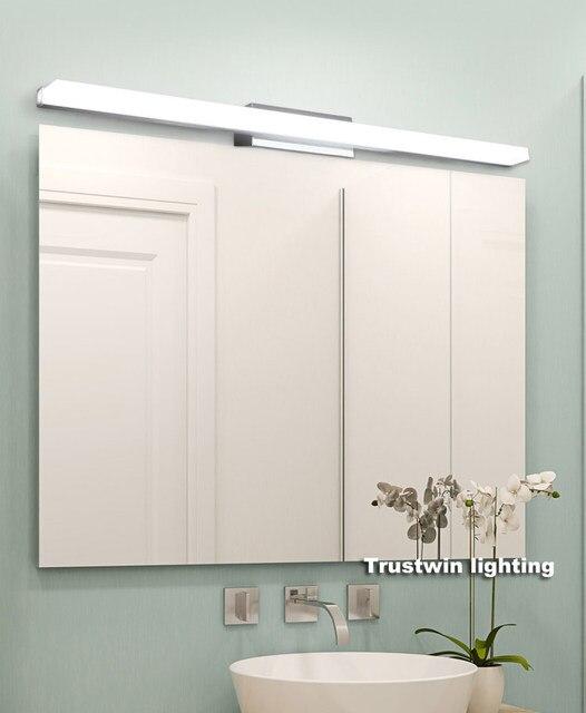 Online-Shop LED moderne Acryl spiegel wc beleuchtung spiegel lampe ...