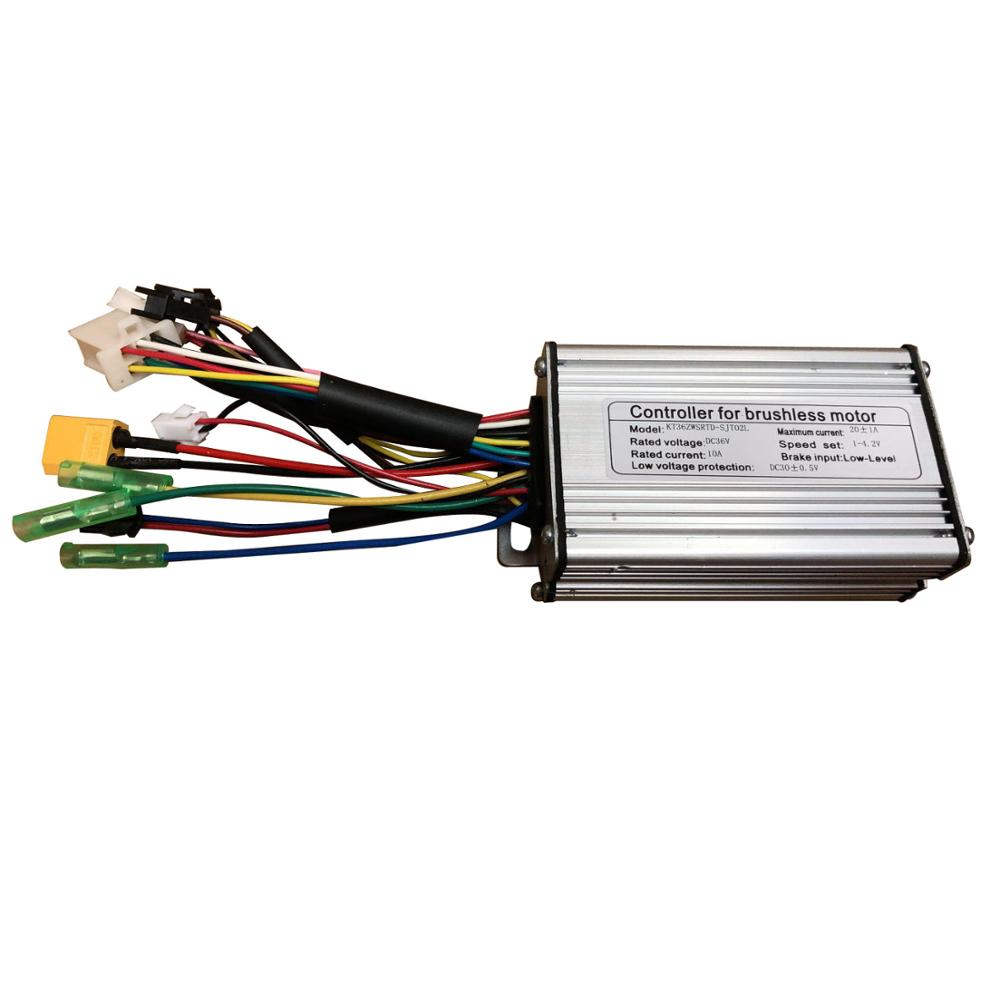 EU DUTY FREE 36V//48V 750W Ebike Brushless DC Square Wave Controller+LCD Panel