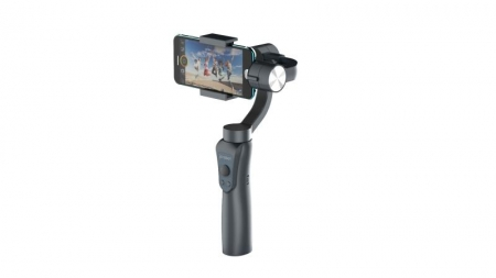 все цены на S5 3 Axle Handheld Smartphone Gimbal Stabilizer for Smartphone iPhone Samsung Gopro Action Camera