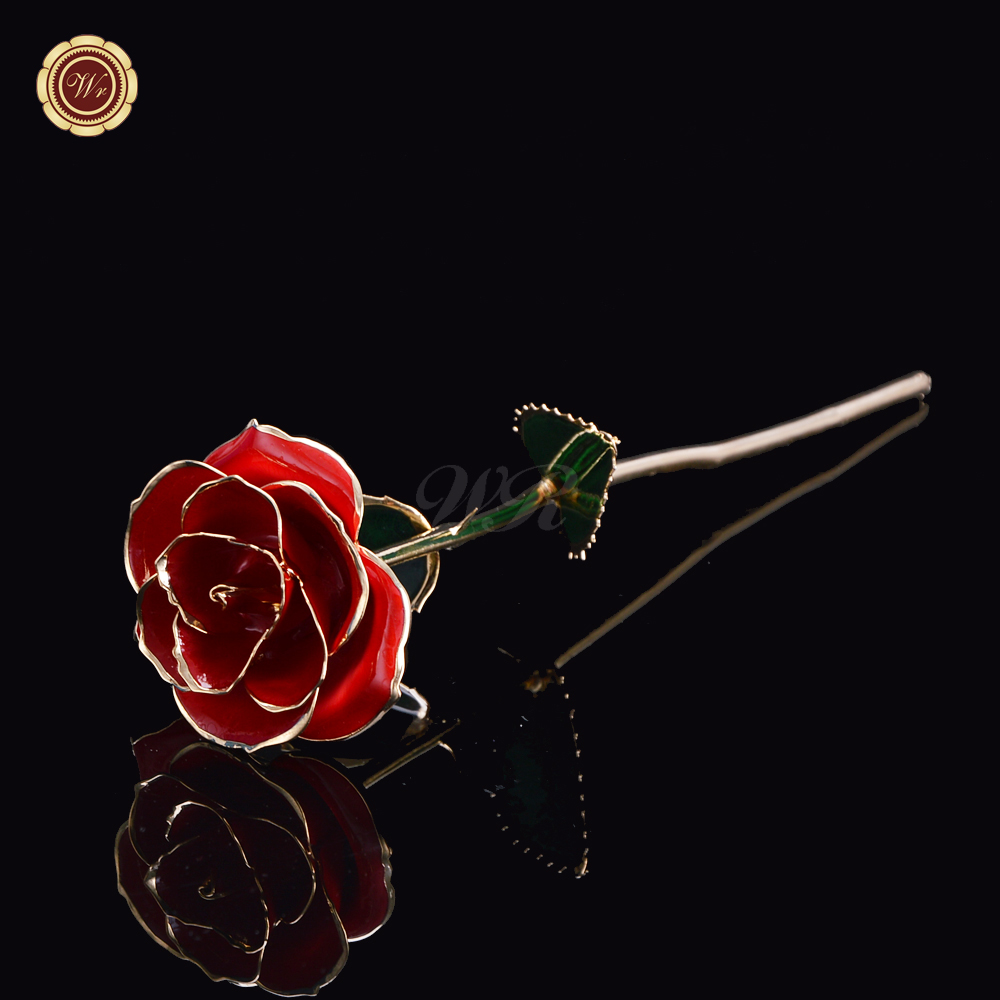 Aliexpress Com Buy Wr Romantic Rose 24k Gold Dipped: Compare Prices On Forever Rose- Online Shopping/Buy Low