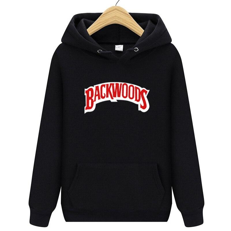 New Hoodies Men Long Sleeve Hoodies Streetwear Backwoods Hoodie Sweatshirt Men Fashion autumn winter Hip Hop hoodie pullover