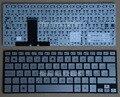 Новая Клавиатура Для Asus Zenbook UX31 UX31E Клавиатура Nordic Скандинавский Датский Норвежский Финский Шведский Версия Серебро Без Рамки