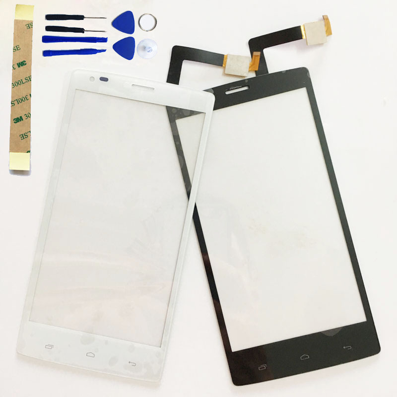 Repair Parts For Fly iq 4505 iq4505 quad era life 7 Touch screen Digitizer front glass replacement TouchScreen