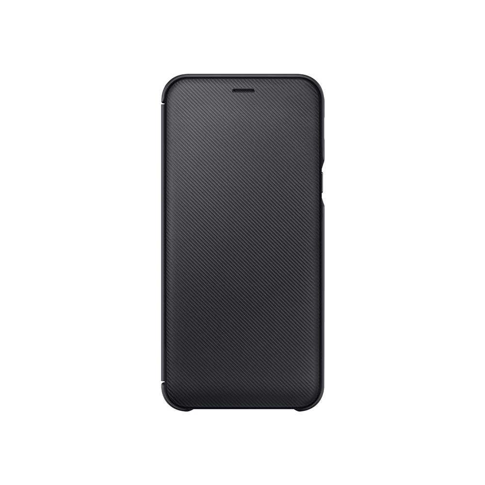 Чехол-книжка Samsung EF-WA600C Wallet Cover для Samsung Galaxy A6 (2018) чёрный