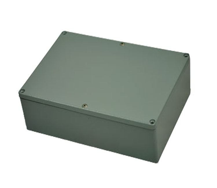 IP67 boîtier étanche en Aluminium boîtier de commutation boîtier de Distribution 222x145x55mm FA5