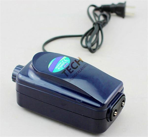 SOBO SB748/SB848 Silent Aquarium Air Pump Fish Tank Oxygen Air Pump 2 Outlets Adjustable Flow