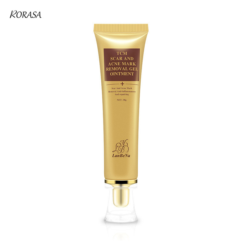 LANBENA Acne Scar Cream Ginseng Essence Anti Acne Remover Cream Face Care Makeup Spots Stretch Marks Remove Scar Product 12