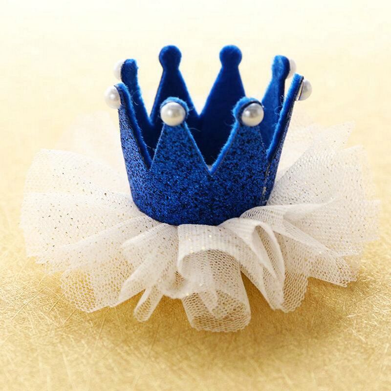 Shiny Crown Hair clips for girls Princess Glitter tiara hairpin barrette dancing Party Hair Ornaments GirlS Hair Accessories in Hair Accessories from Mother Kids