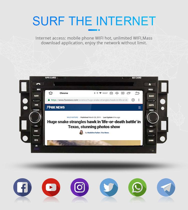 Voor Stereo 9.0 GPS 10