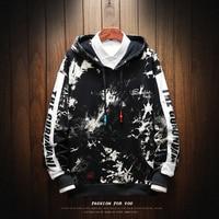 2019 Hoodies Men Casual Pullover Streetwear Sweatshirt Sudadera Hombre Hip hop punk style Male Hood Sweatshirts