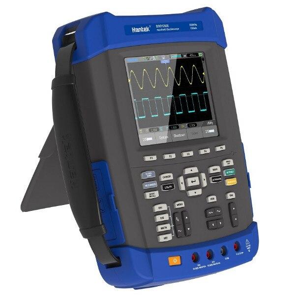 Fast arrival Hantek DSO1202E handheld oscilloscope 2 Channels 200MHz 1GSa/s 2M Memory Depth DMM USB updated from dso 1060 hantek dso1062b handheld oscilloscope 2 channels 60mhz 1gsa s sample rate 1m memory depth 6000 counts dmm