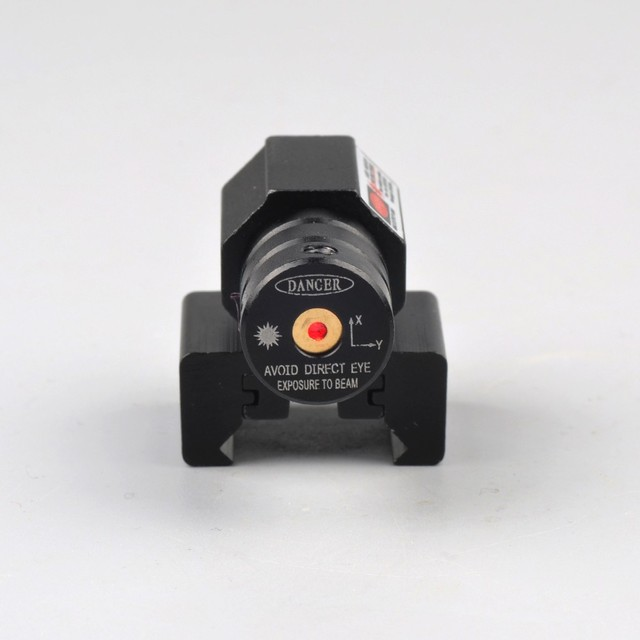 Tactical Red laser Pointer Sight with Laser Wavelength 835-655mm Gun Rifle Pistol Sight Adjustable 11mm 20mm Picatinny Rail