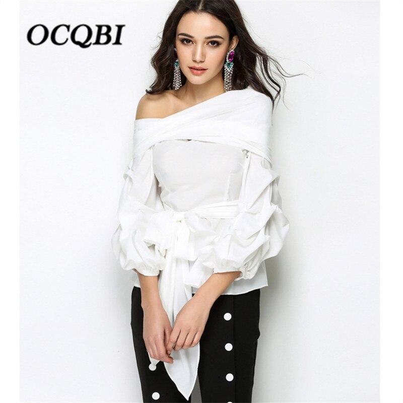 Mujeres Sexy Hot amp; Del black Blusas Negro Streetwear Club Moda 2018 Nueva blanco Verano Camisa Top White Hombro x5UF0U8qgw