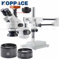 21MP Volle HD 1080P 60FPS HDMI Elektron Industrie Digital Mikroskop Kamera handy reparatur 3.5X-90X Stereoskopischen Mikroskop