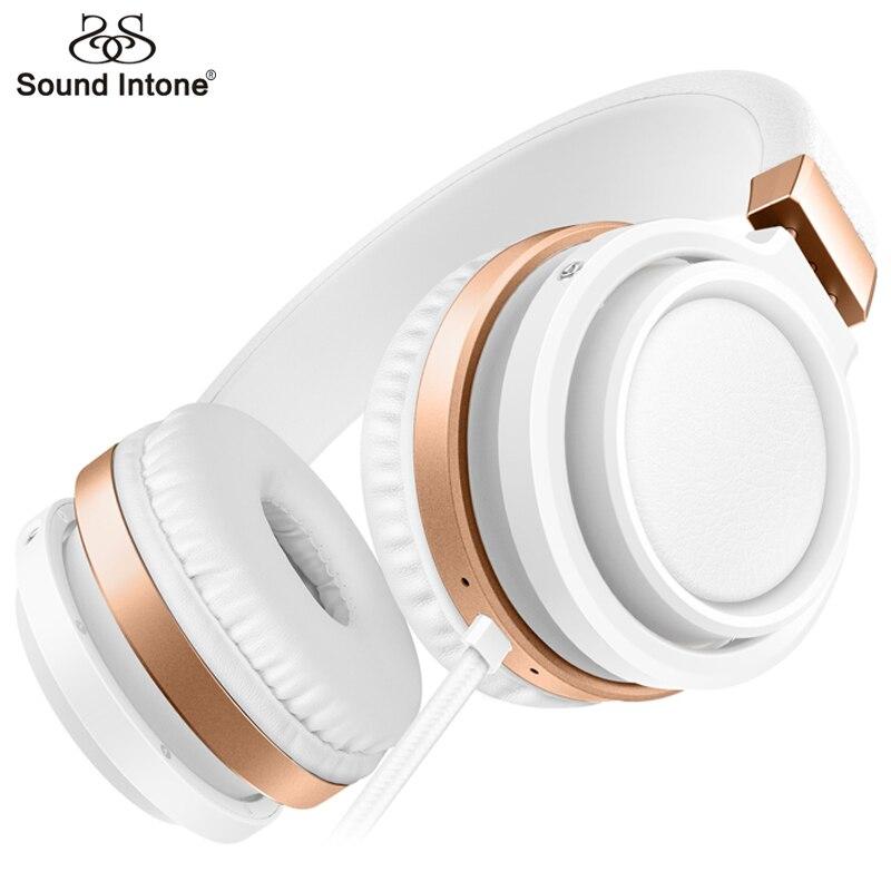 Sound Intone C1 Lightweight Foldable Headphoness