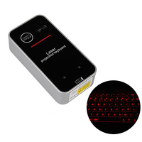 Mini Portable Virtual Laser Keyboard And Mouse For Ipad Iphone Tablet PC Bluetooth Projection Projected Keyboard