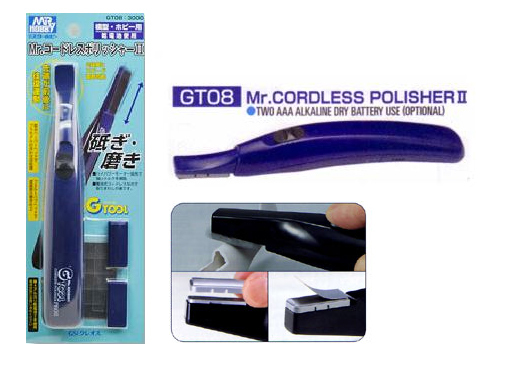 Mr.HOBBY Cordless electric polisher GT08 II стиральная машина renova ws 60 pet