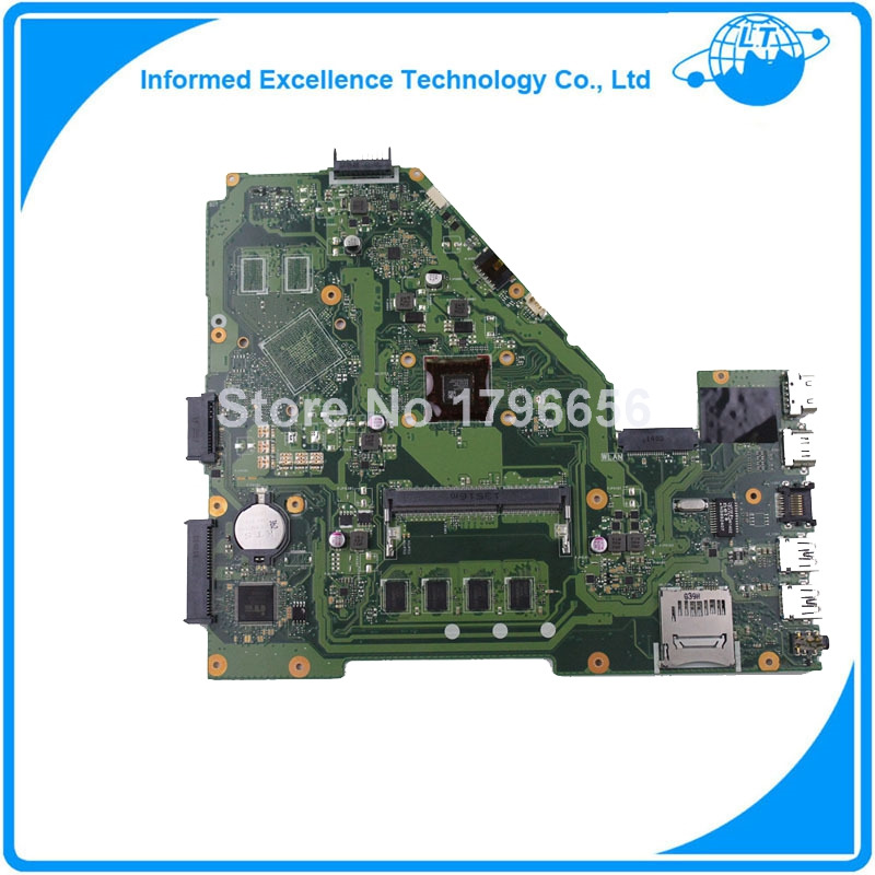 FOR ASUS X550EA X550EP Laptop Motherboard CPU E2100 2GB Integrated Mainboard high quality shipping
