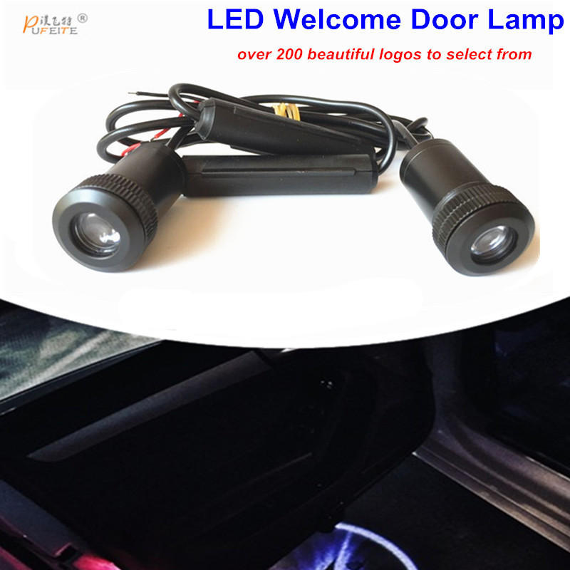 2/pcs Ghost Shadow Light Case For Renault/Dacia Duster Logan Sandero ect. LED Car Logo Projector Car Emblem Welcome Door Light 1 pair auto brand emblem logo led lamp laser shadow car door welcome step projector shadow ghost light for audi vw chevys honda page 6
