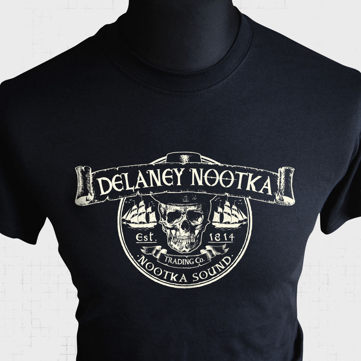 Back To Search Resultsmen's Clothing Learned Delaney Nootka Trading Co T Shirt Inspired By Taboo Tom Hardy Cool Tv Series Tee New T Shirts Funny Tshirts Tee New Unisex Funny Easy To Repair