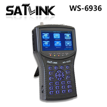 satellite finder meter ws6936 Digital terrestrial signal search satlink ws-6936 dvb t2 htv box h96 pro rom Not Included