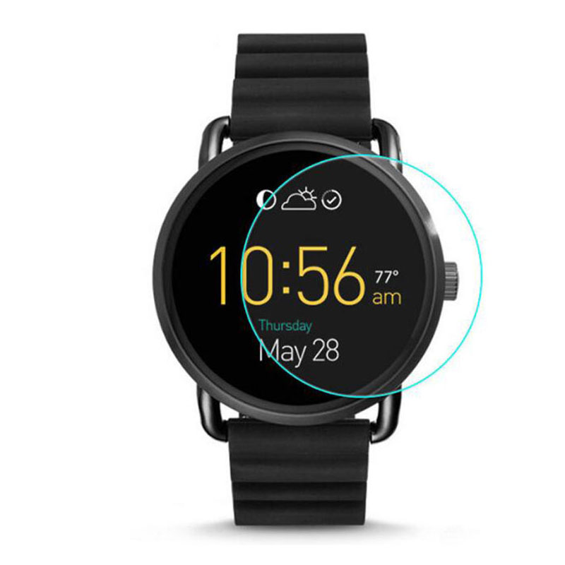 Tempered Glass Protective Film Ultra Clear Guard For Fossil Q Wander Gen 2 Gener