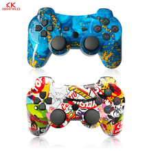 Gamepad Wireless Bluetooth Joystick For PS3 Controller Wireless Console For Sony Playstation 3 Game Pad Switch Games Accessories for sony playstation 3 wireless bluetooth gamepad joystick for ps3 controller controls game gamepad 11 colors free shipping