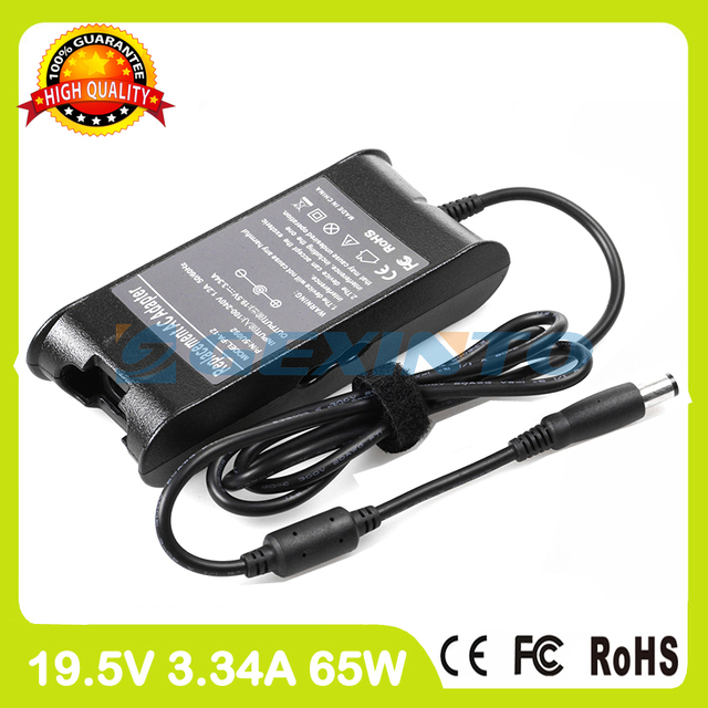 195V 334A 65W AC Adapter N6M8J Laptop Charger For Dell Inspiron Latitude E6320 E6330 E6430S E7240 E7250 E7270 E7450 Touch