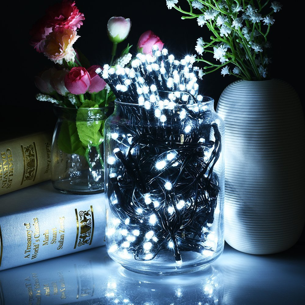 Solar Strings Light Lamp 7M 12M 22M LED ChristmasLights 6V Fairy String Lights Led Outdoor Lighting ForGarden Light Strip